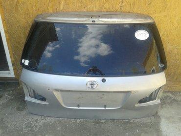 крышка багажника ,только железо и стекло на ипсум 2001 2004год в Чон-Сары-Ой