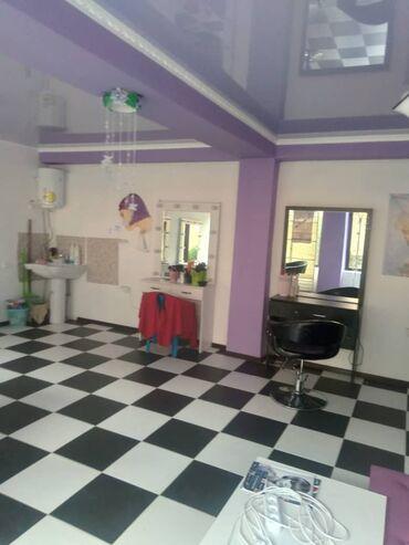 недвижимость в киргизии в Кыргызстан: Сдаю парикмахерскую совсеми удобствами евроремонт районе 4