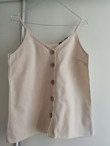 Nov model majice, boja peska,vel M,nije nošena,nema oštećenja