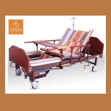 Много функциональная кровать. Габаритные размеры - 2080 х 960 х 550