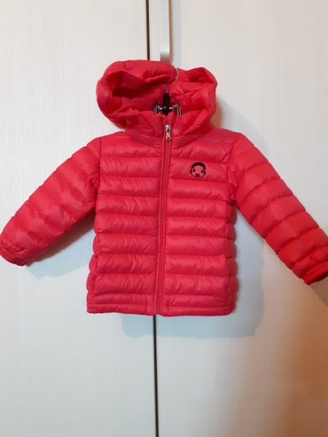 Деми куртка для девочки на в Бишкек