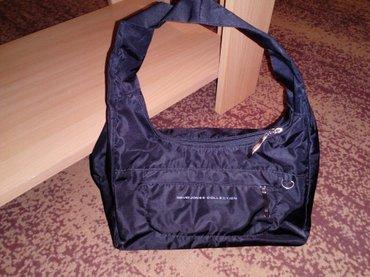 SNIŽENJE! Crna sportska torbica. Nova