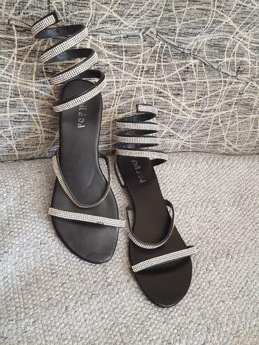Ženska obuća | Gornji Milanovac: Sandale jednom nosene 40 br
