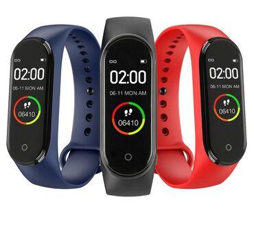 Oprema   Kragujevac: M4 Smartwatch / M4 Smart sportska narukvicaM4 pametni sat vam