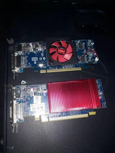 Видеокарты AMD Radeon c видеопамятью 1ГБ/128 бит/ддр3Разъемы dvi