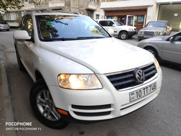 Volkswagen - Azərbaycan: Volkswagen Touareg 3.2 l. 2005