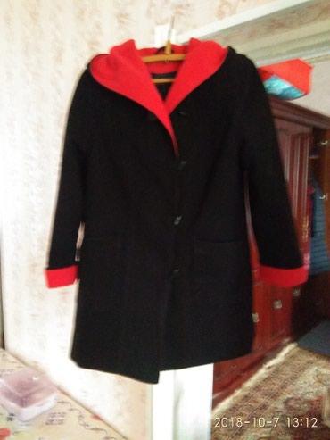 Пальто женское с капюшоном в Лебединовка