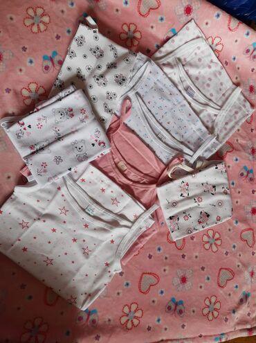 Dečiji Topići I Majice | Sombor: 5 komada  2-14 Majice na brtele