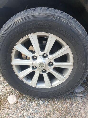 renault r20 в Кыргызстан: Диски R18 с резиной на Toyota Land Cruiser 100 / Lexus LX470 продаю