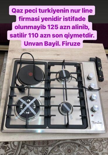 Mətbəx texnikası - Azərbaycan: Plitələr və bişirmə panelləri
