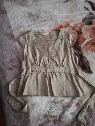Elegantna, svilena kosulja, s/m - Leskovac - slika 6