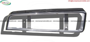 Maserati Bora Grille bumper (1971-1978) stainless steel  in Amargadhi