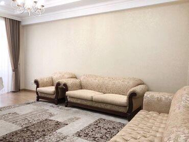 редми 7 про цена в бишкеке в Кыргызстан: 2 комнаты, 74 кв. м С мебелью