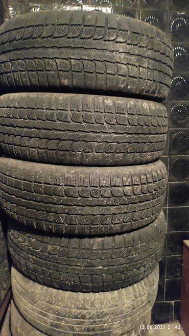 Продаю резину Antares 4 колеса зима липучка, самовывоз пригородное