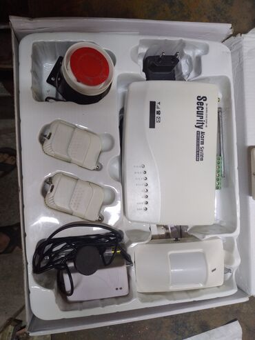 GSM сигнализация для дома и офиса . Без проводная