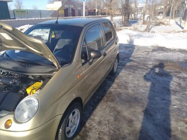 Daewoo Matiz 0.8 л. 2008 | 127 км