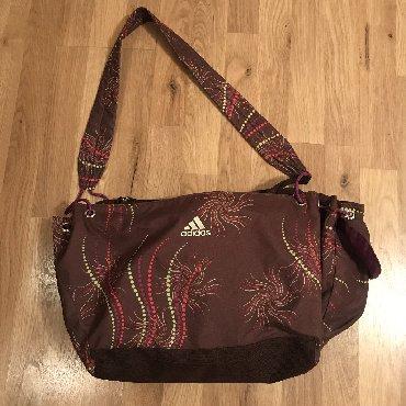 жен-сумка в Кыргызстан: Сумка женская спортивная повседневная, Adidas, состояние отличное!