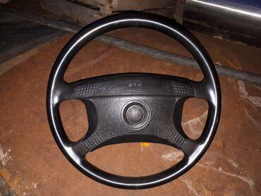 Транспорт - Кашка-Суу: Продаю руль на БМВ Е34 525 520 рест bmw