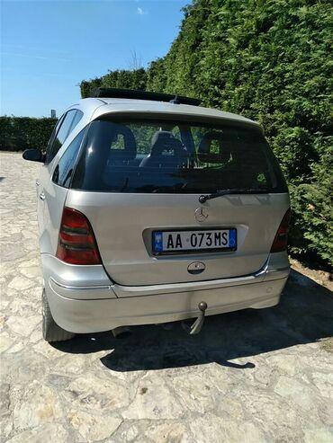 Mercedes-Benz A 170 1.7 l. 2002 | 255000 km