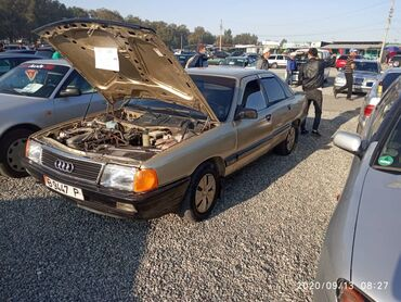 audi 200 21 turbo в Кыргызстан: Audi 100 2.2 л. 1986