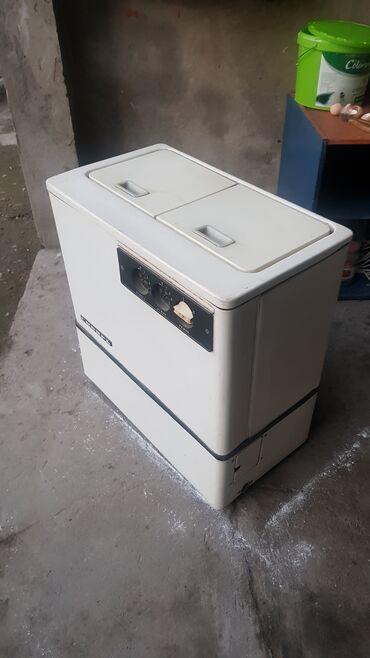 Вертикальная Полуавтоматическая Стиральная Машина 5 кг