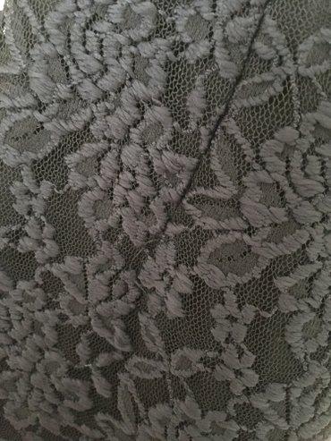 ZARA φορεμα σε μπλε σκουρο σχεδον μαυρο σε Μοσχάτο - εικόνες 3