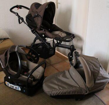 Продаю колясочка bebeшку!! В отличном состоянии!! Без автокресла