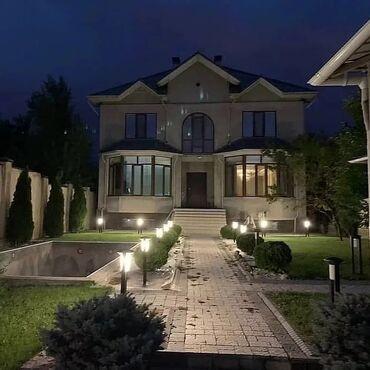 киргизия продажа авто in Кыргызстан | АВТОЗАПЧАСТИ: 392 кв. м, 6 комнат, Теплый пол, Бронированные двери, Балкон застеклен
