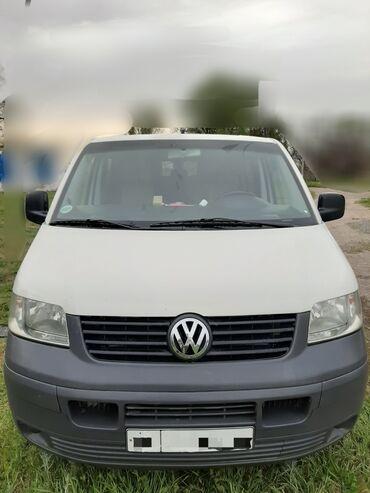 Volkswagen Transporter 2.5 л. 2005