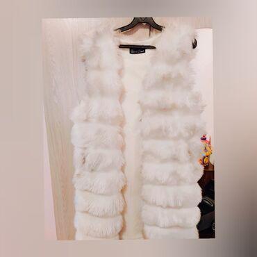 Жилетки - Кыргызстан: Продаю меховую желетку