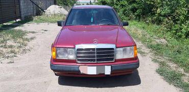 Mercedes-Benz E 230 2.3 л. 1989