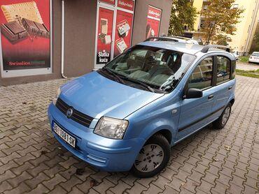 Mantil zimski - Srbija: Fiat Panda 1.2 l. 2005 | 159658 km
