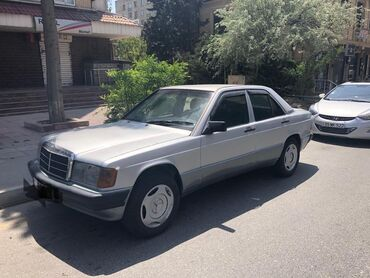 Mercedes-Benz 190-Series 2 l. 1992 | 93 km