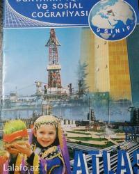 Bakı şəhərində 9 sinif atlas cografia