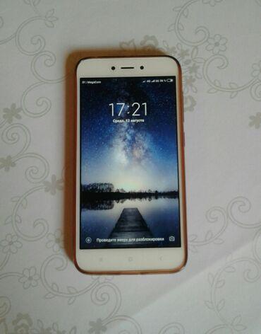 mobile в Кыргызстан: Новый Xiaomi Redmi 5A 16 ГБ Белый