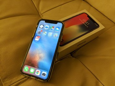 Good condition, brand new Apple iphone x.. в Григорьевка