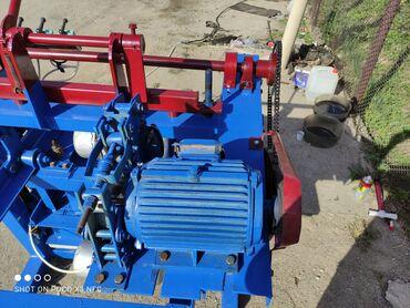 Инструменты - Кыргызстан: Заводской станок !Состояние отличное !Размер пескоблока