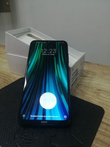 Б/у Xiaomi Redmi Note 8 64 ГБ Черный