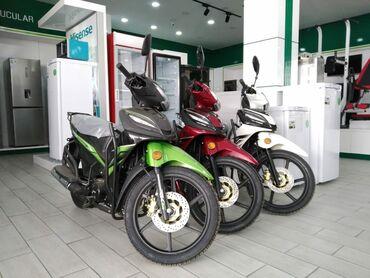 Suzuki - Azərbaycan: Yeni Model Moped KUBA Sniper 2020 (Benzin).Ölkədə Ən Sərfəli Qiymətlə