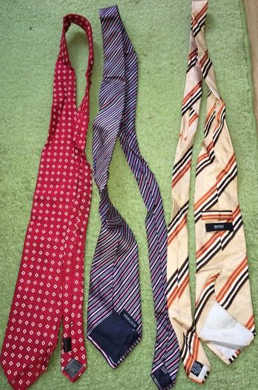 Muška odeća | Novi Pazar: Original nove kravate iz inostranstva,Hugo Boss,Hemlock