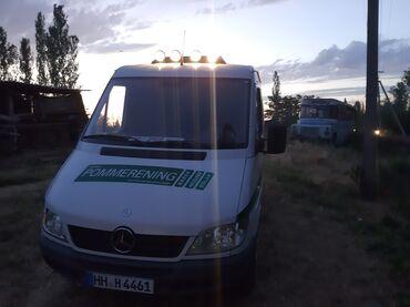 Грузовой - Кыргызстан: Mercedes-Benz Sprinter Classic 2.2 л. 2006 | 234000 км