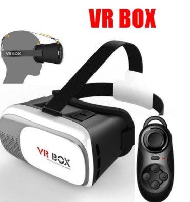 Bakı şəhərində ⚜️ Orginal VR box ⚜️en yeni versiyasi cemi 17 Azn+ pulsuz pult Hediye🔥