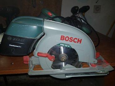 Na prodaju kružni cirkular marke Bosch (pks55) -50€ i Aeg -40€... Uvoz - Beograd