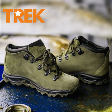 Женская обувь в Бишкек: ЭТо настоящий хит - фирмы TREK ⠀Модель, которую любят туристы и