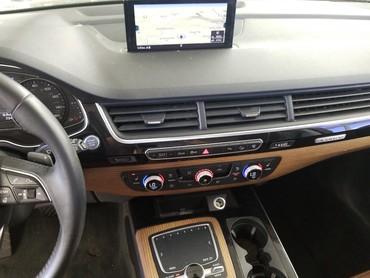 Bakı şəhərində Audi Q7 2017- şəkil 7