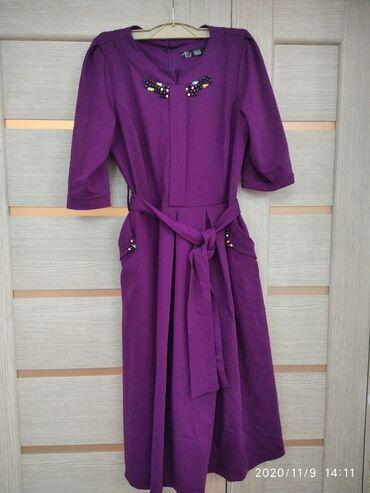 турецкие платья со стразами в Кыргызстан: Платье очень красивое 48-52