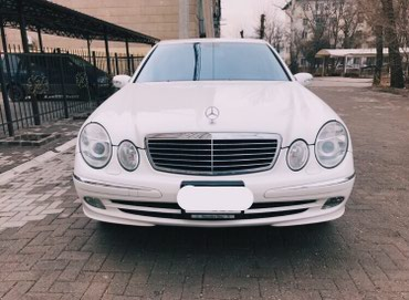 Продаю Mercedes-Benz W211 E500, Avantgarde, 2004 года, в Бишкек