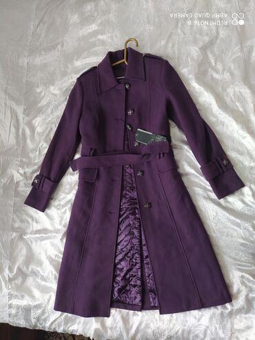 пальто в Кыргызстан: Продаю пальто новое.Осень