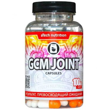 GCM Joint Tablets в Бишкек
