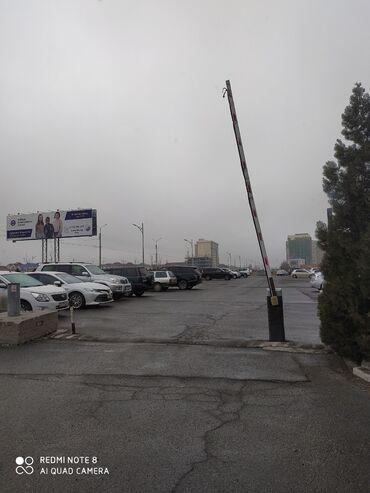 Гаражи - Кыргызстан: Продаю электрический шлагбаум
